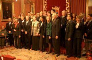 2002 Celebración de 10 años de amistad Pamplona y Paderborn